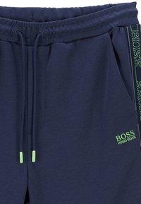 BOSS - HEADLO ICON - Jogginghose - dark blue - 5