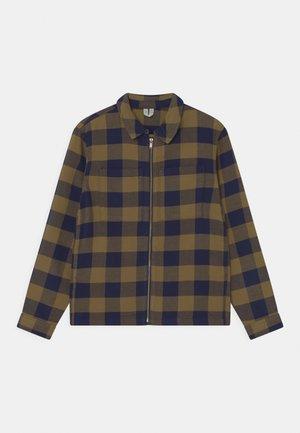 UNISEX - Button-down blouse - khaki