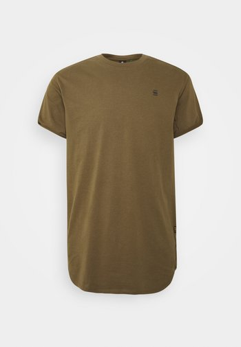 LASH R T S\S - T-shirt basic - wild olive