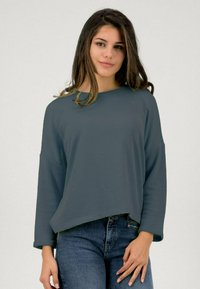 one more story - SOFT  - Blouse - puritan grey - 0