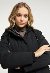 DreiMaster - Winter jacket - schwarz - 3
