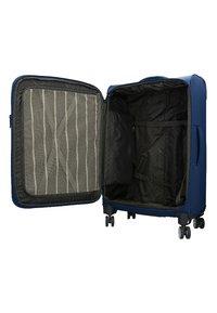 Hardware - Wheeled suitcase - blue - 3