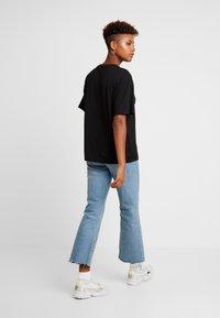 Monki - TOVI TEE - T-shirts print - black - 2