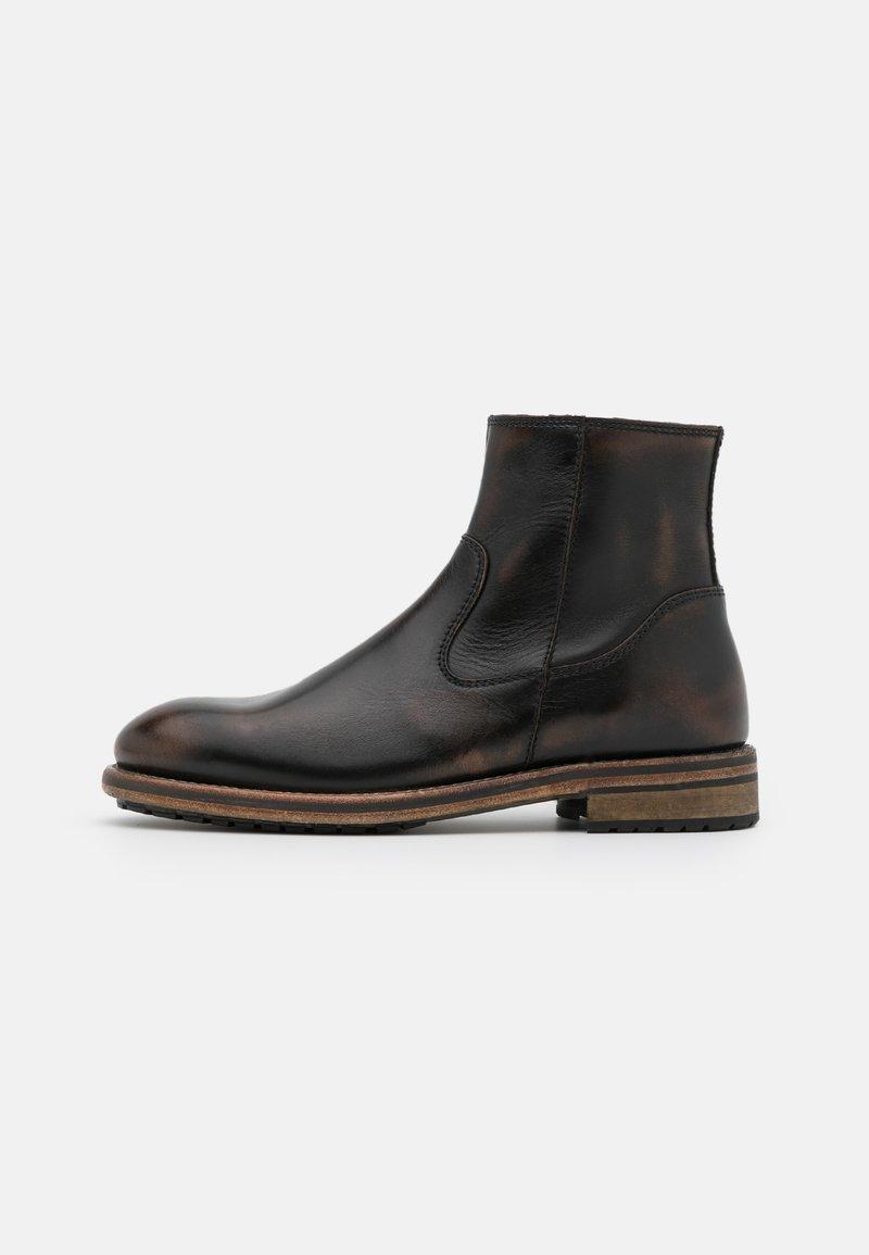 Belstaff - MARKHAM - Kotníkové boty - black