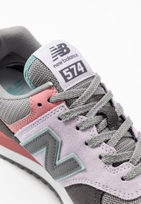 New Balance - WL574 - Zapatillas - purple - 2
