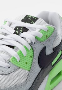 Nike Sportswear - NIKE AIR MAX - Sneakers - white/aquamarine-lime glow-off noir-pure platinum - 7