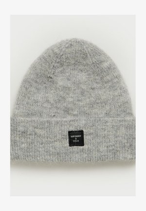Beanie - light grey marl