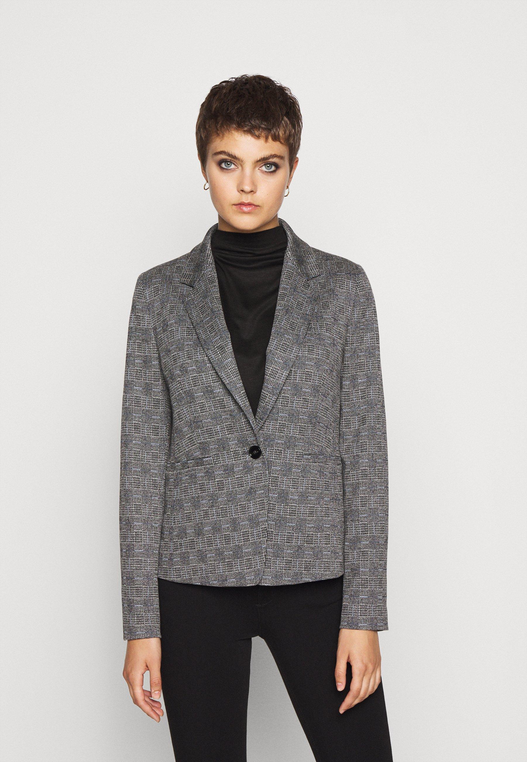 Cheapest Women's Clothing DRYKORN SELSEY Blazer grau JzTyVr6eG