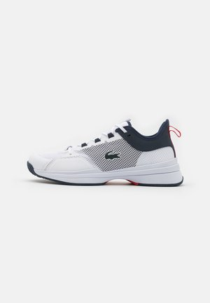 AG LT 21 - Multicourt tennis shoes - white/blue