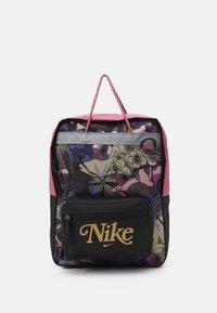 Nike Sportswear - TANJUN UNISEX - Sac à dos - off noir/desert berry/metallic gold - 0