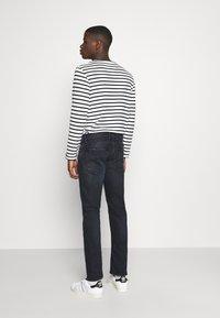 Replay - GROVER - Straight leg jeans - dark blue - 2