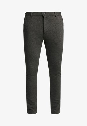 Trousers - pewter mix