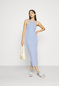 Weekday - STELLA DRESS - Jerseykleid - blue - 1