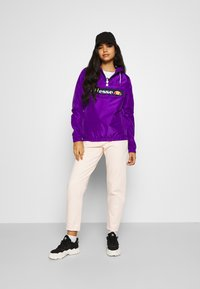 Ellesse - MONTEZ - Windbreakers - dark purple - 1