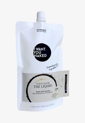 THE LIQUID COCO GLOW HAND WASH REFILL - Liquid soap - -