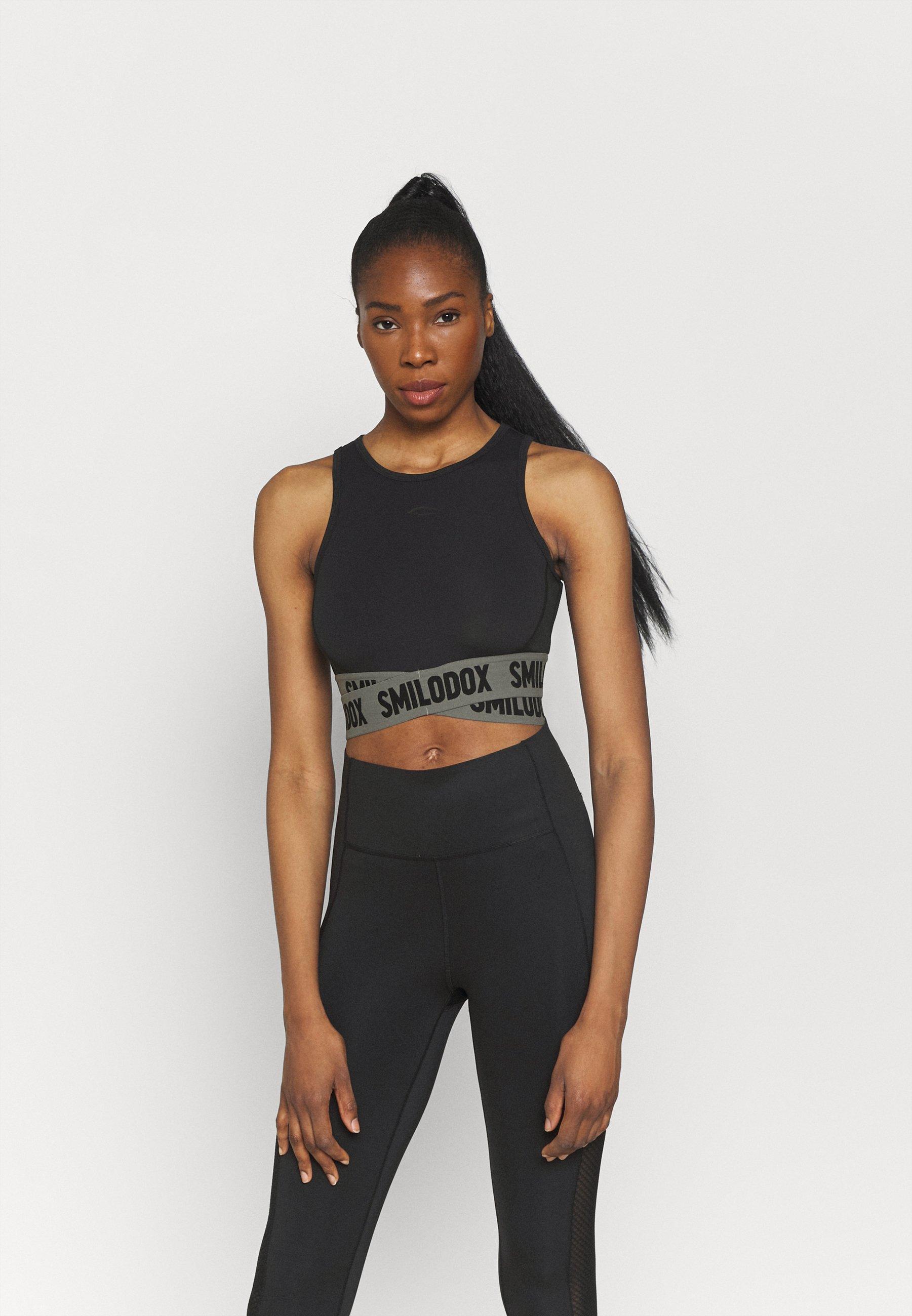 Women SPORT INTERTWIST  - Light support sports bra