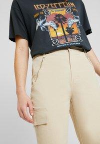 Even&Odd - Trousers - stone - 4