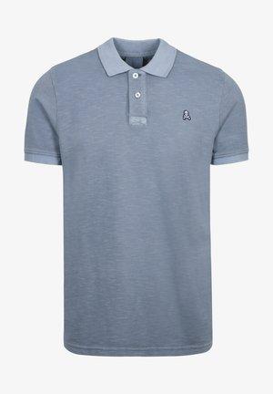NEW SKULL PATCH  - Koszulka polo - blue