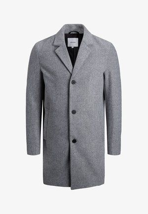 Cappotto corto - medium grey melange