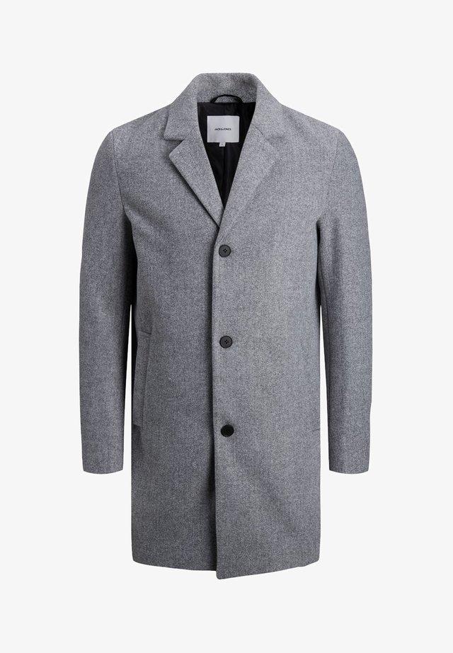 Cappotto corto - medium grey melange