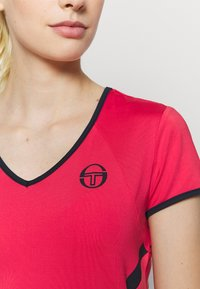 sergio tacchini - EVA  - Sports shirt - rougered/navy - 5