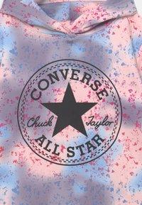 Converse - CROPPED HOODIE - Kapuzenpullover - storm pink - 2