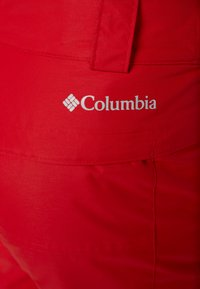Columbia - BUGABOO PANT - Täckbyxor - mountain red - 6