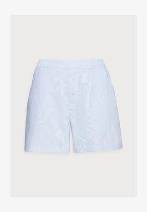 ORGANIC POPLIN SLOAN - Shorts - light blue stripe