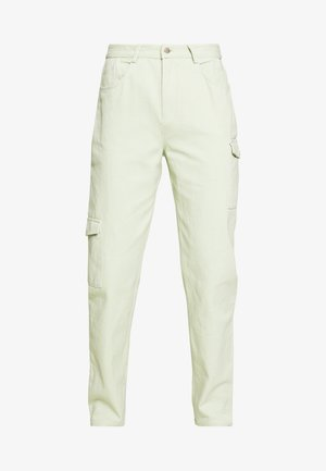 RUTH PANTS - Straight leg jeans - mint green
