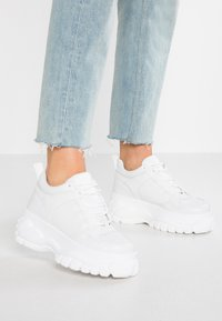 Topshop - CAIRO - Trainers - white - 0