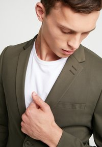 Casual Friday - Suit jacket - forest night green - 5
