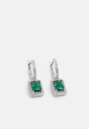 ANGELIC - Boucles d'oreilles - emerald green