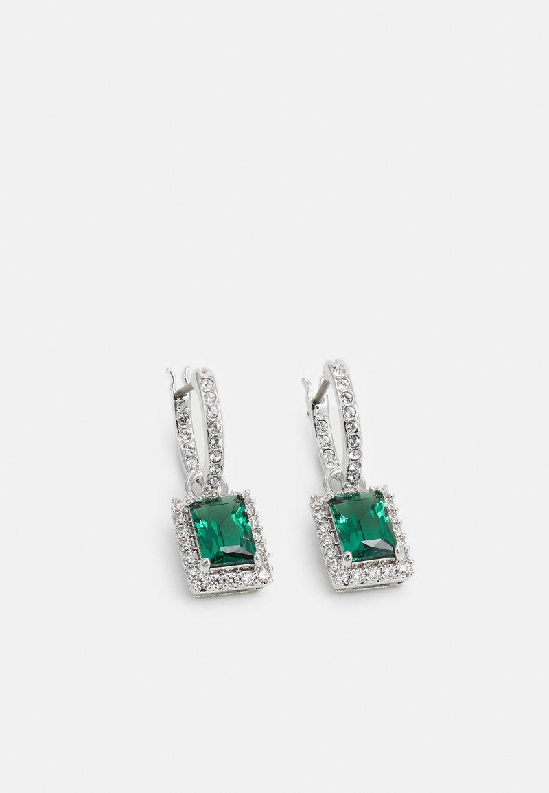 Swarovski - ANGELIC - Earrings - emerald green