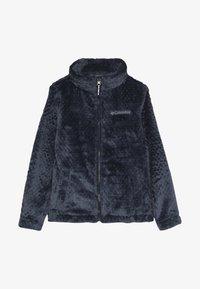 Columbia - FIRE SIDE SHERPA FULL ZIP - Fleece jacket - nocturnal - 3