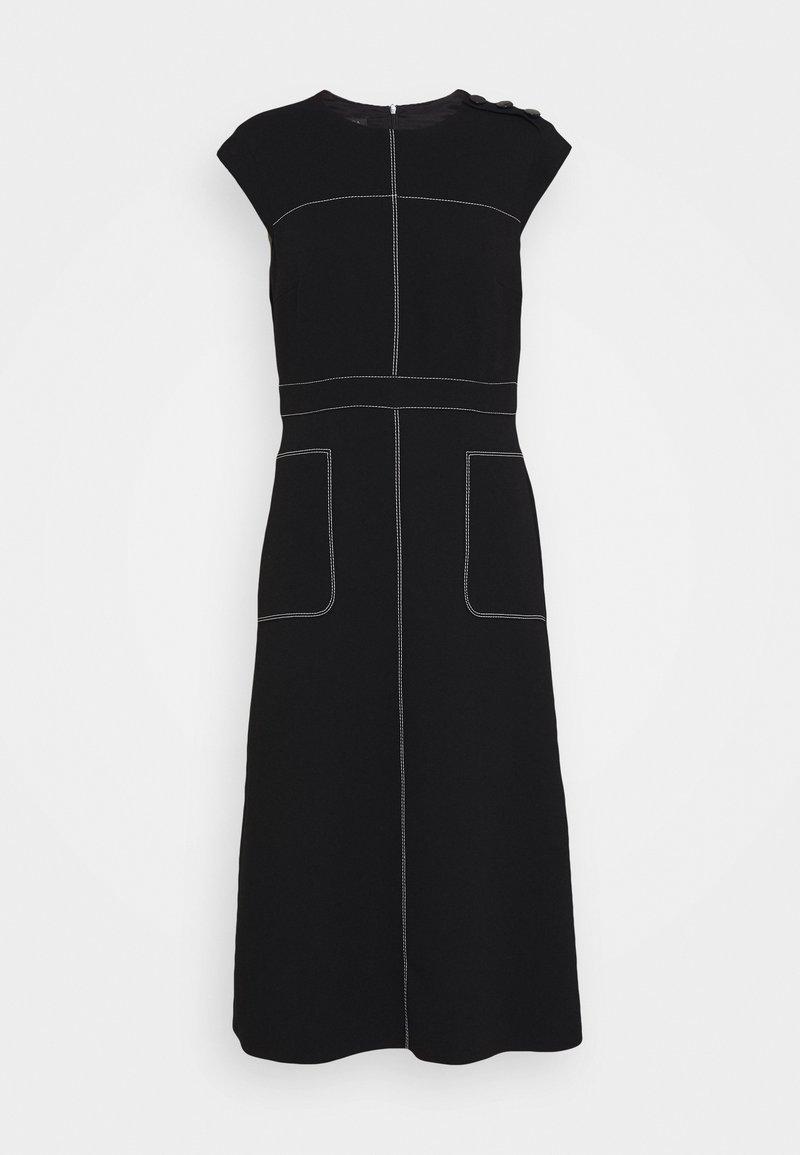 Escada - Day dress - black