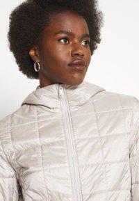 Max Mara Leisure - PITTORE - Winter jacket - platino - 5