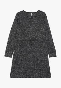 Kids ONLY - KONKIKI ELCOS DRESS  - Jumper dress - dark grey melange - 0