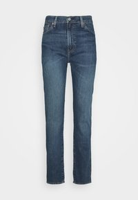 510™ SKINNY - Jeans slim fit - dark indigo - flat finish