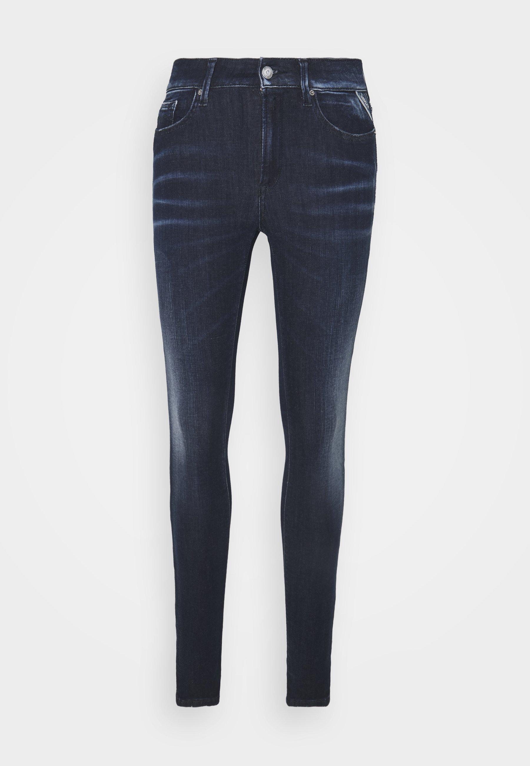 Women LUZIEN HYPERFLEX SHADES PANTS - Jeans Tapered Fit