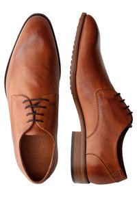 DENBROECK - RECTOR ST. - Smart lace-ups - cognac - 3