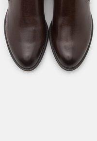 Tamaris - Vysoká obuv - mocca - 5
