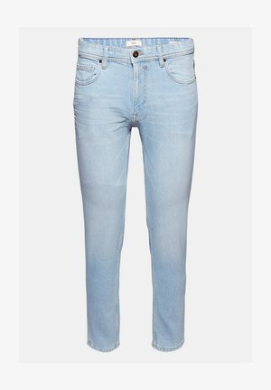 Slim fit jeans - blue bleached