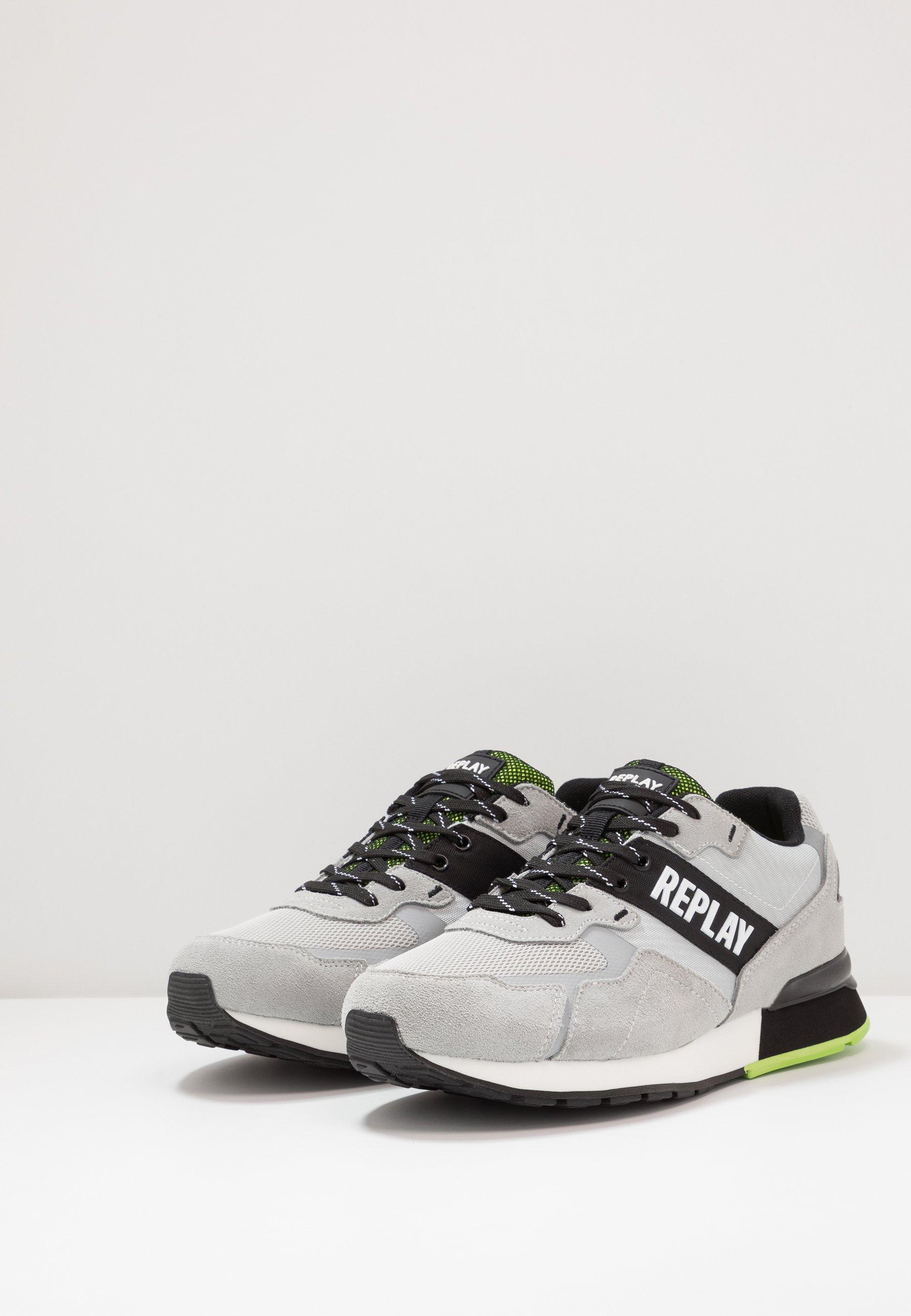 Replay BOWLAND - Zapatillas - grey/black - Calzado de hombre