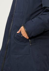 Zizzi - Winter coat - dark blue - 4