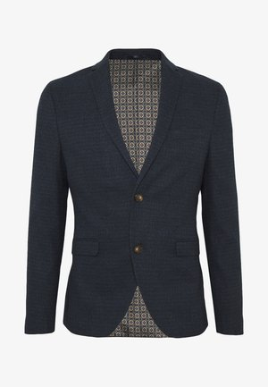 TEXTURE  - Blazer jacket - dark blue
