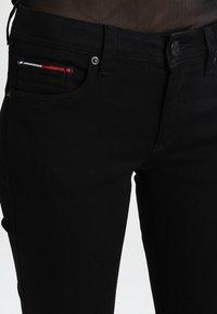Tommy Jeans - SANDY  - Straight leg jeans - dana black - 3
