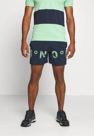 KARTA PRINT SHORTS - Sports shorts - blue shadow