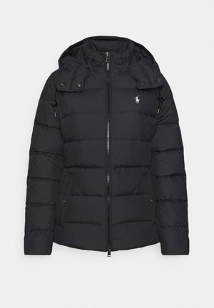 Down jacket - polo black