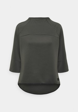 ANGLETON - Long sleeved top - dark green