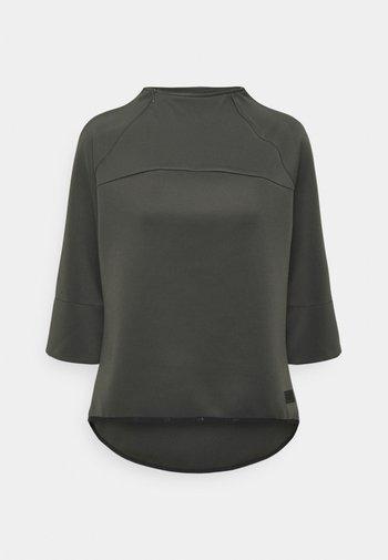 ANGLETON - Long sleeved top - dark green